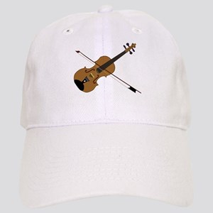 Fiddle or Violin? Cap