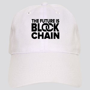 The Future is Blockchain Cap