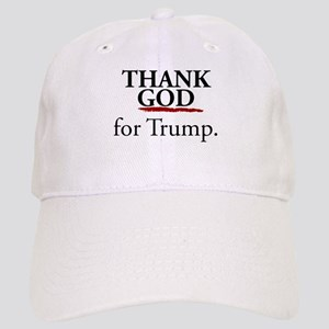 Thank God for Trump Baseball Cap