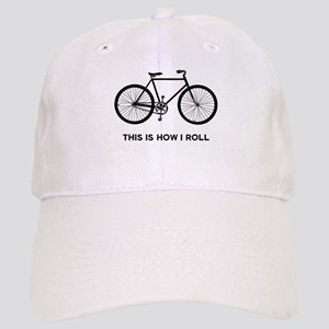 This Is How I Roll Bicycle Cap