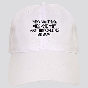WHO ARE THESE KIDS Cap