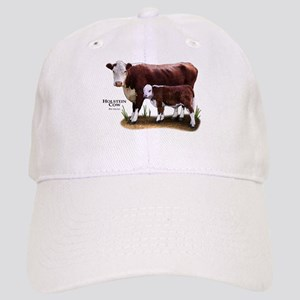 Hereford Cow and Calf Cap