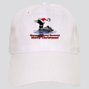 Christmas Loon Cap