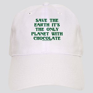Save the Earth It's the Only Cap
