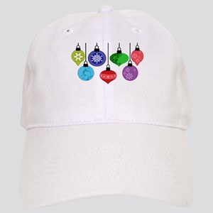 Christmas Ornaments Cap