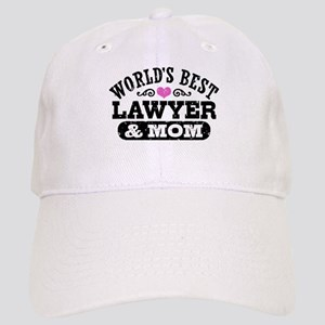 World's Best Lawyer and Mom Cap