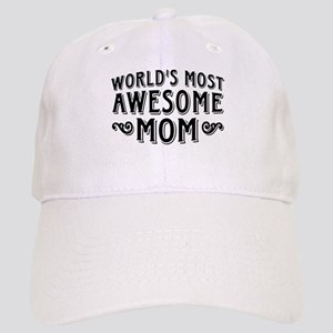 Awesome Mom Cap