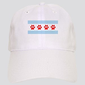 Chicago Dogs: Paw Prints Cap