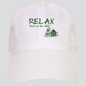 Relax Cabin Cottage Cap