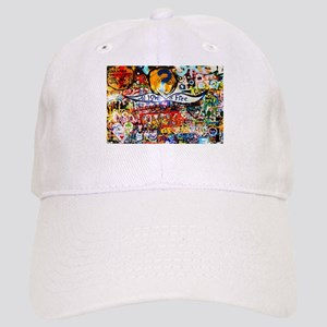 All Love is Free Graffiti Cap
