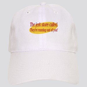 Funny Running Quotes Hats - CafePress