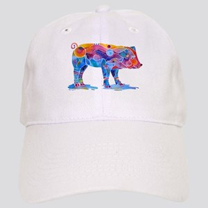 Pigs of Many Colors Cap