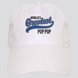 World's Greatest Pop Pop Cap