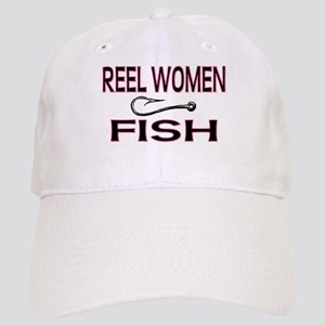 Reel Women Fish Cap