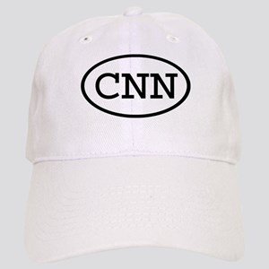 CNN Oval Cap