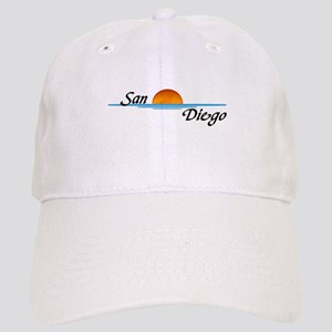 San Diego Sunset Cap
