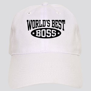 World's Best Boss Cap