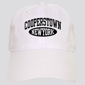 Cooperstown New York Cap