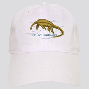 Loch Ness Monster Cap