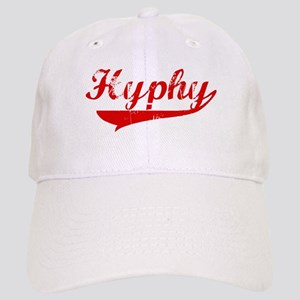 Red Vintage Hyphy Cap