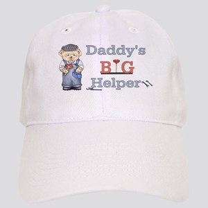 Plumber- Daddys Big Helper Be Cap