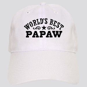 World's Best Papaw Cap