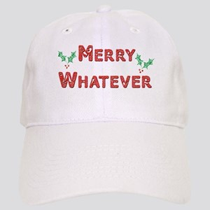 Merry Whatever Cap