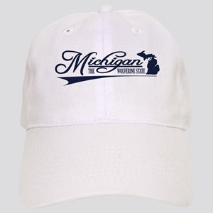 Michigan State of Mine Baseball Cap