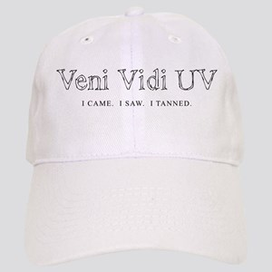 Veni Vidi UV - I Came I Saw I Cap