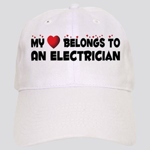 Belongs To An Electrician Cap