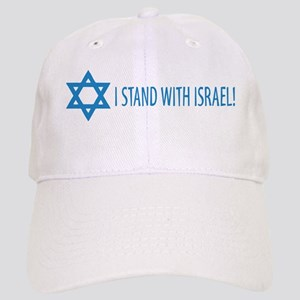 I Stand with Israel Cap
