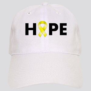 Yellow Ribbon Hope Cap