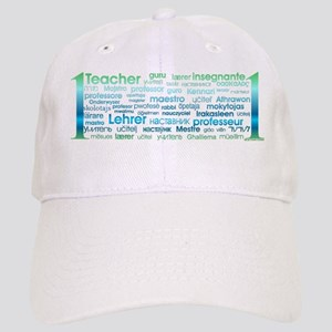 # 1 Teacher Baseball Cap