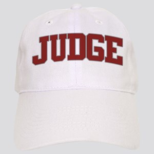 JUDGE Design Cap