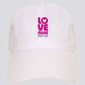 Love More Hate Less Cap