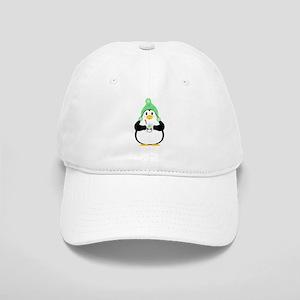1d6b52cadc91d Penguin with Hot Cocoa Baseball Cap