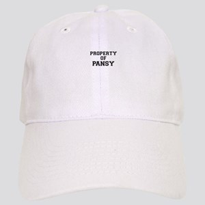 Property of PANSY Cap