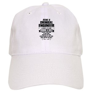 5dad2575cc1ec Chemical Engineering Hats - CafePress