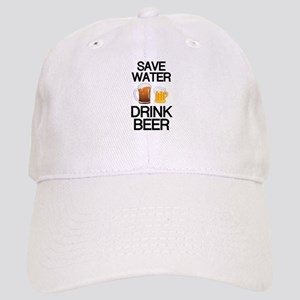 ddbeeb7e391 Save Water Drink Beer Hats - CafePress
