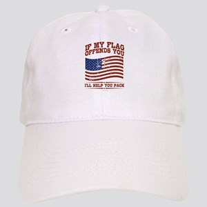 If My Flag Offends Cap