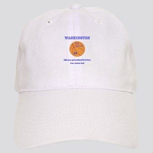 Basketball Personalized Baseball Cap