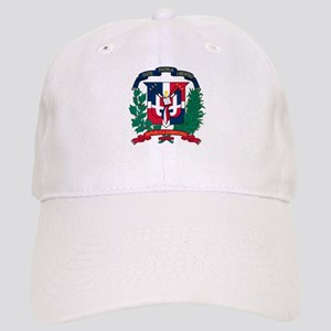 Dominican Republic Coat Of Arms Cap
