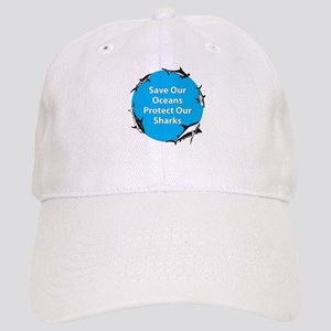 d111e6f01 Ocean Conservation Hats - CafePress
