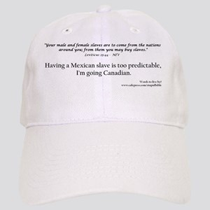 Final canadian slave Cap
