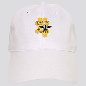 Honeycomb Save The Bees Cap