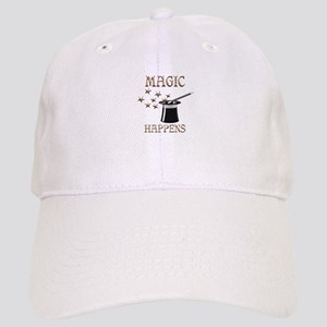Magic Happens Cap