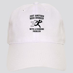 1984e9a3163229 Funny Sayings Running Hats - CafePress