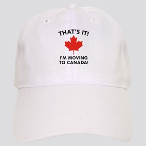 Move To Canada Cap
