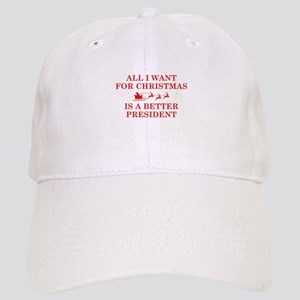 dbaedca8e Anti Christmas Hats - CafePress
