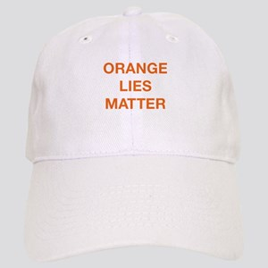 Orange Lies Matter Cap